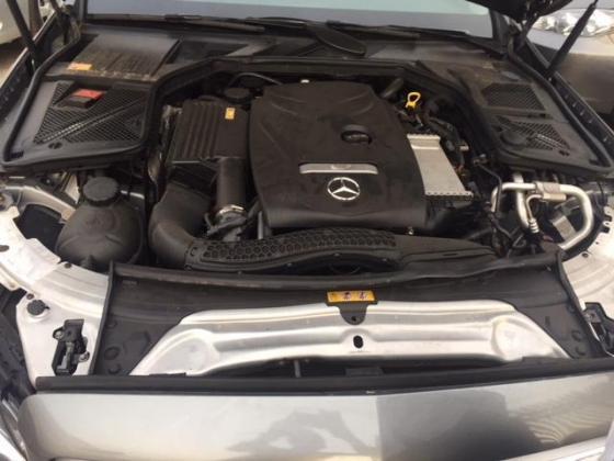Mercedes Benz C300 RWD 2015 Model