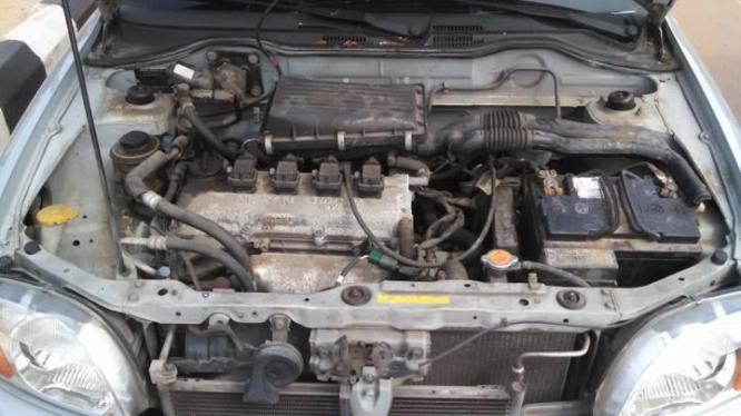 Nissan Micra 2002 Model