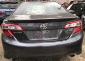 Toyota camry 2012 model