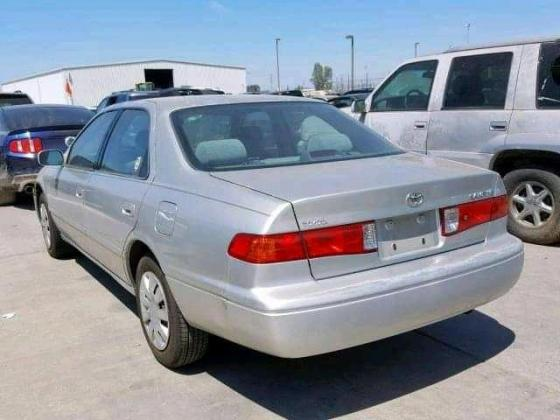 Toyota Camry for sale at an Auction Price