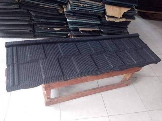 KRISTIN STONE COATED ROOFING SHEET IN NIGERIA