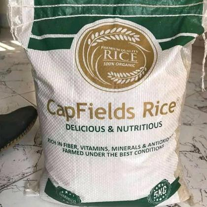 Stone free capfield rice