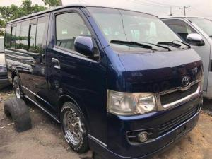 Foreign Toyota Hiace 2010 Model