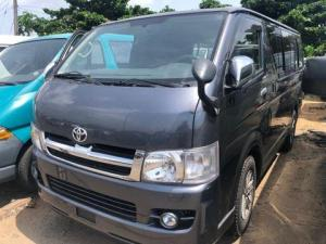 Toyota Hiace 2003 Model Foreign