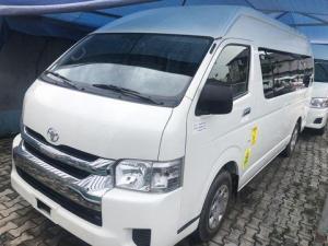 Toyota HiAce 2015 Model