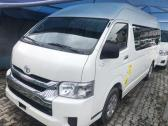 Toyota HiAce 2015 Model