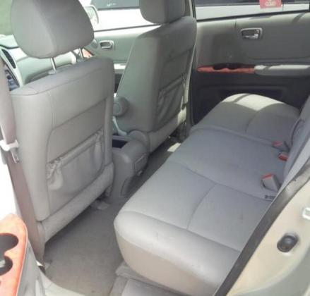 2006 Toyota Highlander Limited tokunbo ( Super Clean ) 3Row Seater