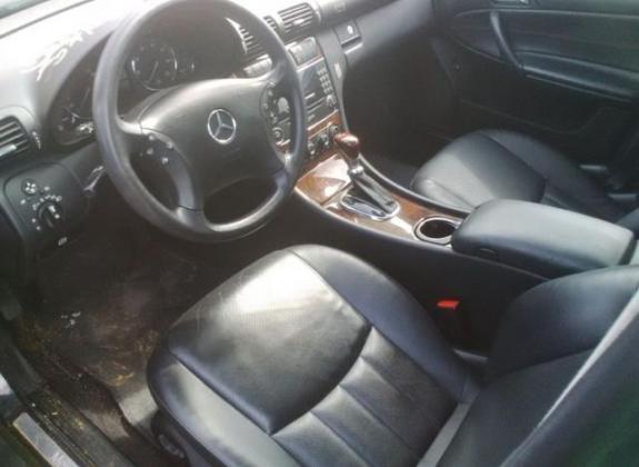Benz C320 AMG 2006 model