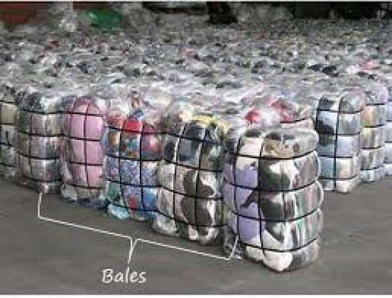 First class bale of cloth