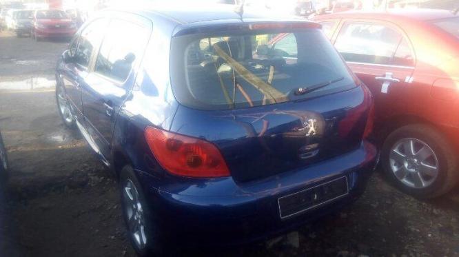 Peugeot 307 Saloon 2008 Manual