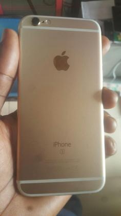 UK USED Gold Iphone 6s 64gb For Sale