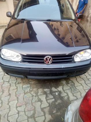 Volkswagen golf, 4