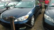 clean toyota camry 2.4 2004 model