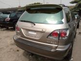 Foreign used lexus rx300 2003 model