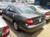 Clean and sound toyota camry 2004 model