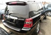 Super clean foreign used toyota highlander 2006 model