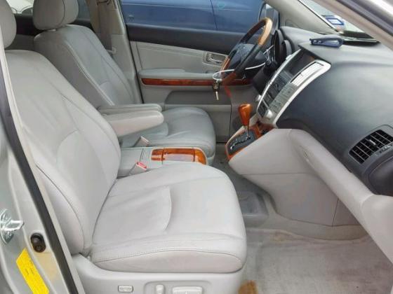 2008 lexus rx330