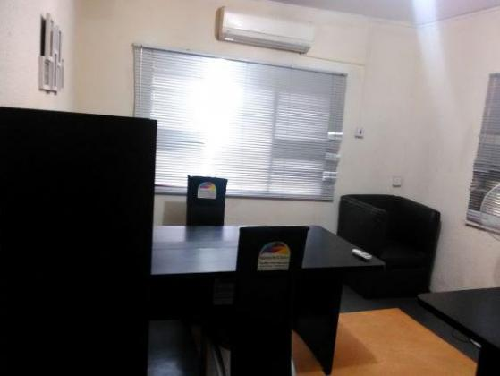 FURNISHED PRIVATE OFFICE  AVAILABLE FOR RENT