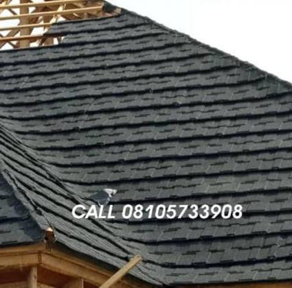 KRISTIN STONE COATED ROOFING SHEET IN NIGERIA # No.1