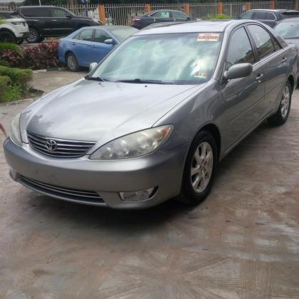 Toyota camry 2005 model for sale in cheaper rate