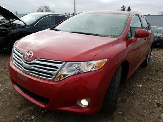 2010 TOYOTA VENZA CALL ON 07045512391