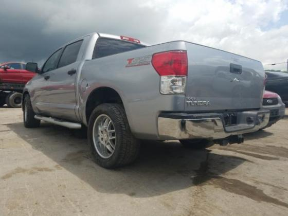 2011 TOYOTA TUNDRA CREWMAX  CALL ON 07045512391