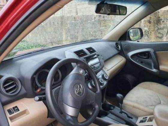 Foreign used Toyota RAV4 2010 Model
