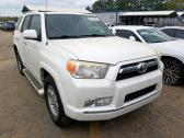 2012 TOYOTA 4RUNNER CALL ON 08063571843