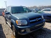 NCS TOYOTA SEQUOIA AVAILABLE FOR AUCTION CONTACT:07045512391