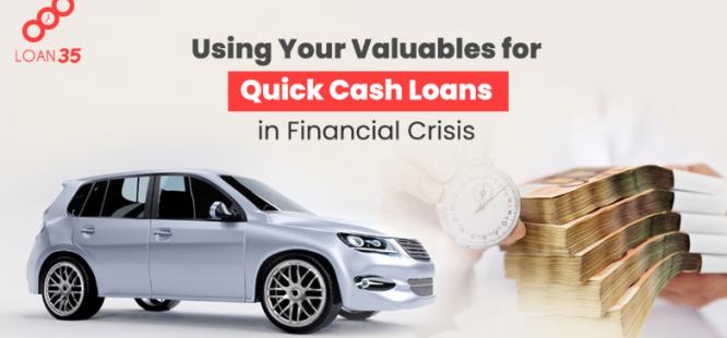 Instant Cash Loan against Car