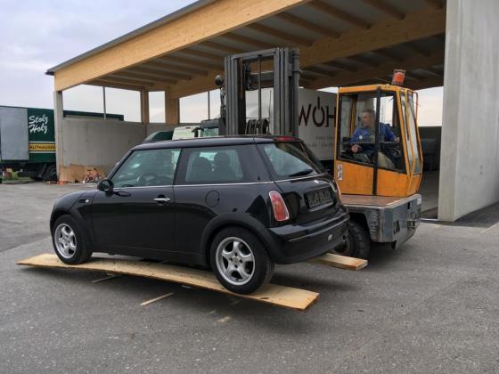 Mini Cooper One