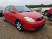 2005 TOYOTA COROLLA MATRIX XR CALL 07045512391