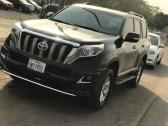 Super clean Toyota Land Cruiser Prado for sale coming with the complete document
