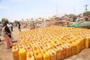 7500 Actioned 50kg Bags rice of rice and oil