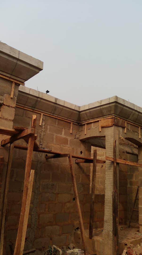 Precast Parapet Design Benin City Creative Edo Public Ads