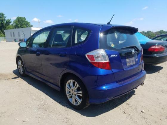2009 HONDA FIT AVAILABLE  CALL 07045512391