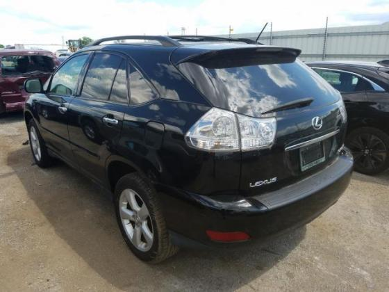 2008 LEXUS RX 350  FOR SALE CALL:07045512391