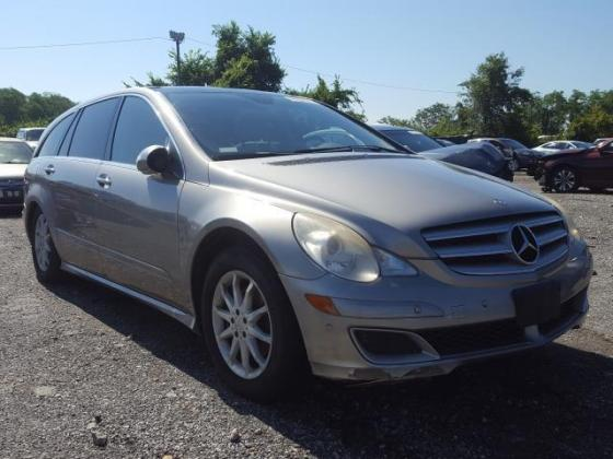 2006 MERCEDES-BENZ R 500 FOR SALE CALL:07045512391