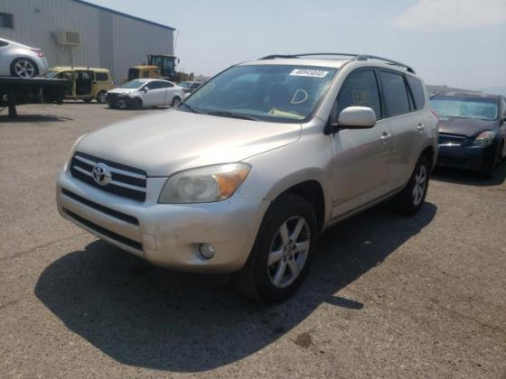 2006 TOYOTA RAV4 LIMITED  FOR SALE CALL:07045512391