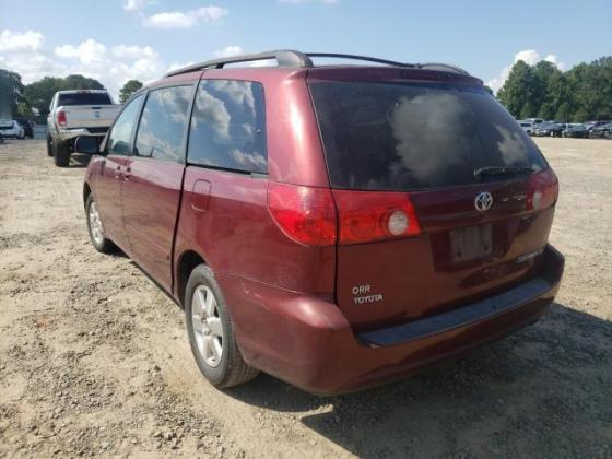 2006 TOYOTA SIENNA XLE FOR SALE CALL:07045512391