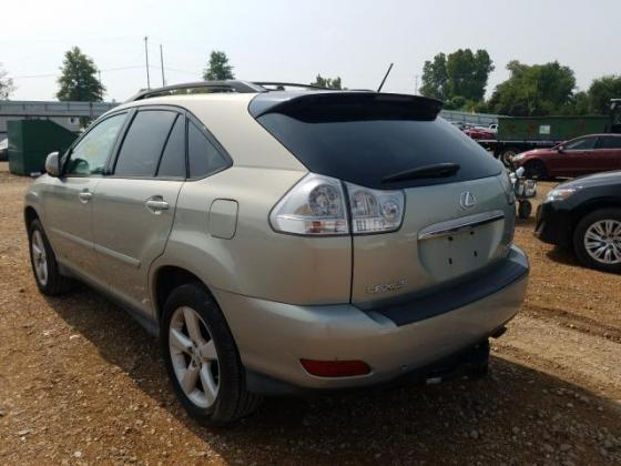 2007 LEXUS RX 350 FOR SALE CALL:07045512391