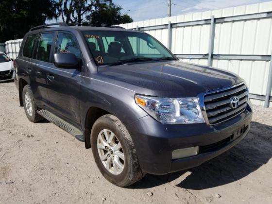 2008 TOYOTA LAND CRUISER  FOR SALE CALL:07045512391