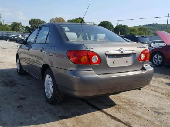 2005 TOYOTA COROLLA  AVAILABLE FOR SALE CALL 07045512391