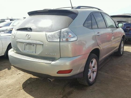 2008 LEXUS RX330 FOR SALE CALL 07045512391