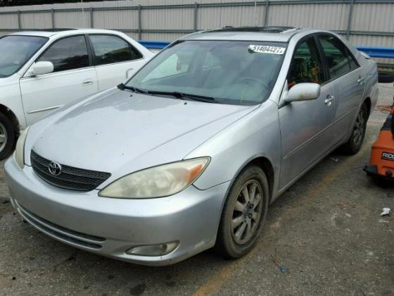 2004 TOYOTA CAMRY  AVAILABLE FOR SALE CALL 07045512391