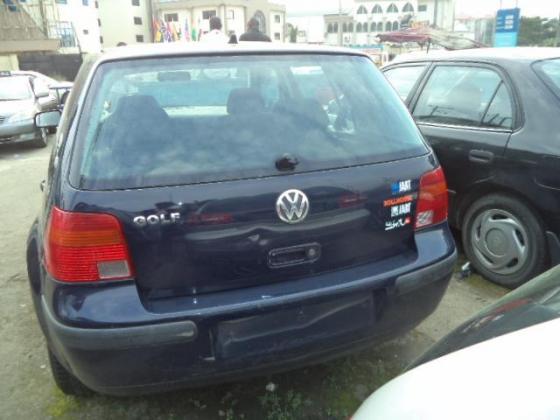 Tokumbo Volkswagen golf 4 for sell