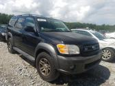 2004 TOYOTA SEQUOIA SR5 FOR SALE CALL:07045512391