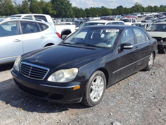 2003 MERCEDES-BENZ S 430 FOR SALE CALL:07045512391