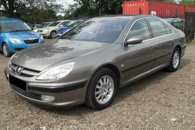 2004 PEUGEOT 607  AVAILABLE FOR SALE CALL 07045512391