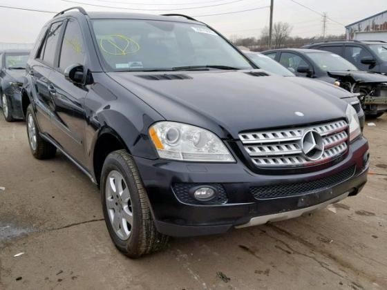 2006 MERCEDES-BENZ ML 350 FOR SALE CALL;07045512391